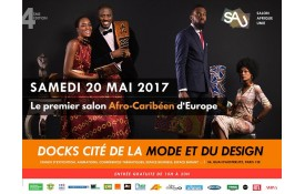 PATTY HAIR AU SALON AFRIQUE UNIE LE 20 MAI 2017